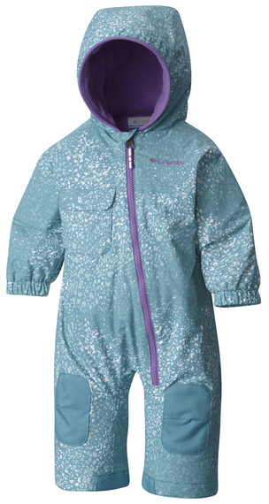Columbia Hot-Tot Suit Toddlers Pacific Rim Snow Splatter